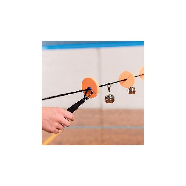 Assisted Running Rope