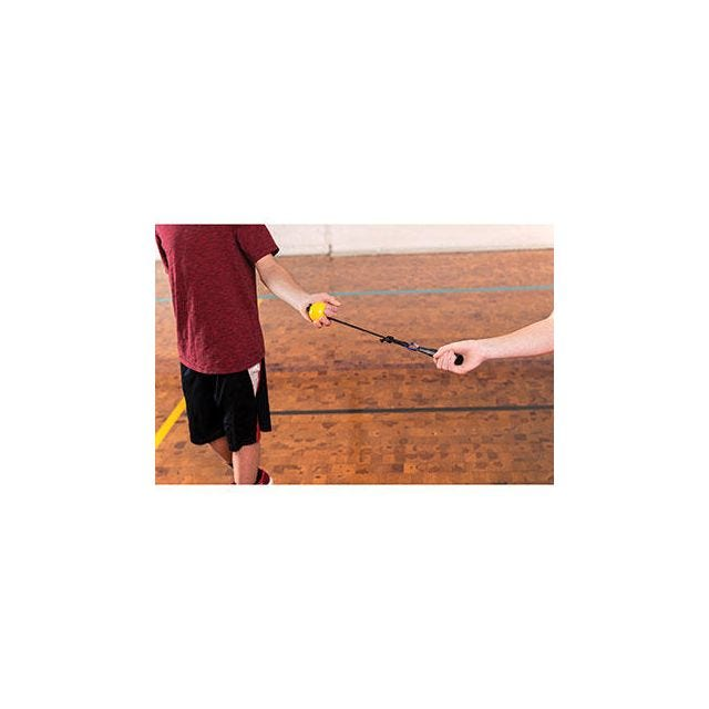 Assisted Running Handles