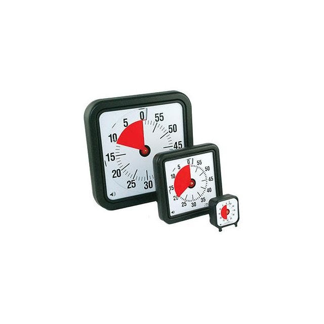 Time Timer Visual Timers