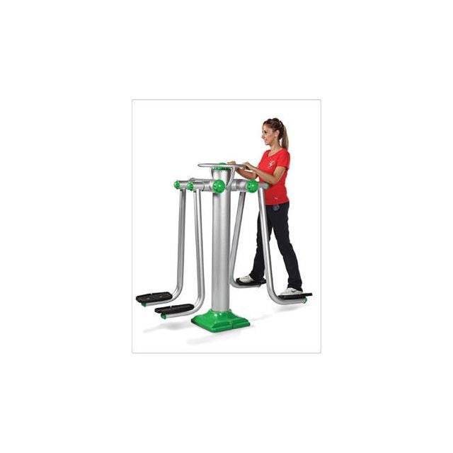 Outdoor Dual Abductor Station