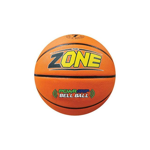 The Zone™ POWRGrip Bell Basketball