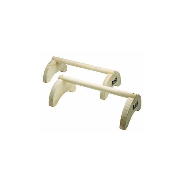 Gibson® Wood Parallettes