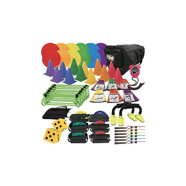 Special Olympics Unified Fitness Kit