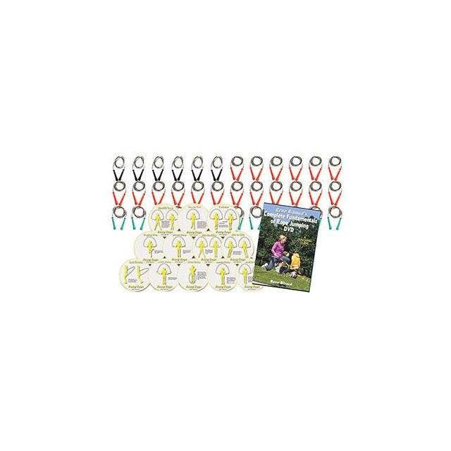 Middle/High School Jump Rope Class Pack
