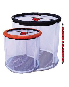 The Zone™ Adjustable Height Round Base Goal