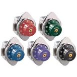 Master® Built-In Single Point Latch Combination Locks