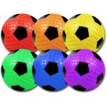 The Zone™Dimple Soccer Ball