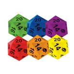 The Zone™ 20 Sided Dice