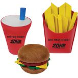 The Zone™ Fast Food Foolery