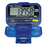 Robic® Daily & Total Step Counter Pedometer