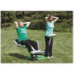 Outdoor Ab Station