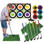 The Zone™ Ultimate Golf Practice System