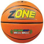 The Zone™ POWRGrip Basketball Bell Ball