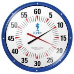 """Kiefer® 36"""" Electric Wall Mount Pace Clock"""
