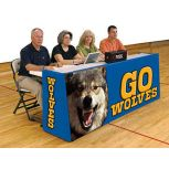 Sport Pride™ 8' Scorers Tables- Convertible Table