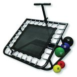 CanDo® Square Rebounder with 5 Ball Set