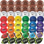Middle School PE Essential Ball Class Pack