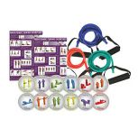 Sports Health™ Resistance Tubing Class Packs