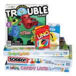 Early Elementary Game Pack