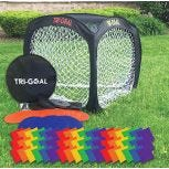 The Zone™ TriGoal™ Toss Pack