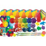 The Zone™ Parachute Games Toss Kit