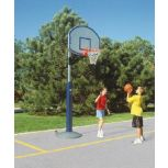 Qwik-Change™ Outdoor Portable and Adjustable Goal